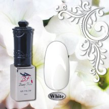 Гель-лак BEAUTY FACTOR 10 ml WHITE