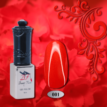 Гель-лак BEAUTY FACTOR 10 ml №0001