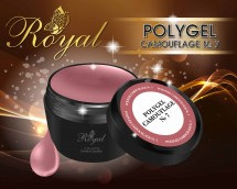 ROYAL PolyGel Camouflage №7 (полигель камуфляж) 15 ml