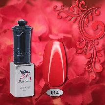 Гель-лак BEAUTY FACTOR 10 ml №0014