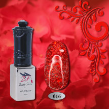 Гель-лак BEAUTY FACTOR 10 ml №0016