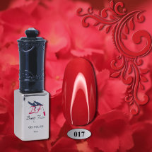 Гель-лак BEAUTY FACTOR 10 ml №0017