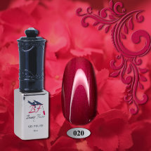 Гель-лак BEAUTY FACTOR 10 ml №0020