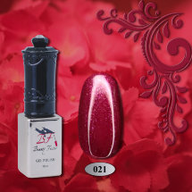 Гель-лак BEAUTY FACTOR 10 ml №0021