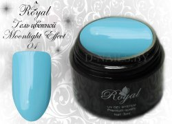 Цветной гель Royal Moonlight Effect 5 ml №04