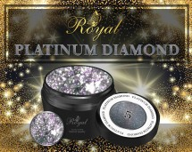 Гель-лак Royal PLATINUM DIAMOND 5 ml №05