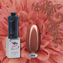 Гель-лак BEAUTY FACTOR 10 ml №0104