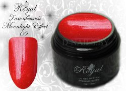 Цветной гель Royal Moonlight Effect 5 ml №09
