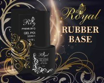 RUBBER BASE Каучуковая ROYAL 10 ml