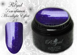 Цветной гель Royal Moonlight Effect 5 ml №13