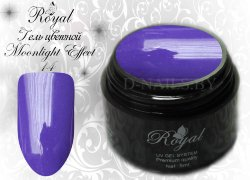 Цветной гель Royal Moonlight Effect 5 ml №14