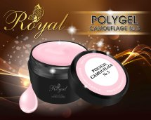 ROYAL PolyGel Camouflage №3 (полигель камуфляж) 15 ml