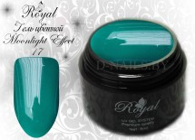 Цветной гель Royal Moonlight Effect 5 ml №17