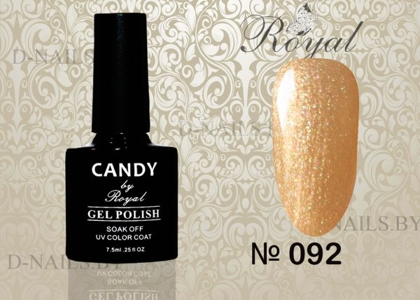 Гель-лак Royal CANDY 7,5 ml №092