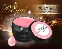 ROYAL PolyGel Camouflage №4 (полигель камуфляж) 15 ml