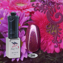 Гель-лак BEAUTY FACTOR 10 ml №0200