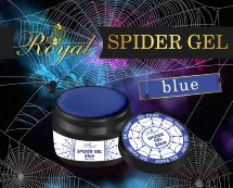 Гель-паутинка SPIDER GEL ROYAL Синий 5 ml