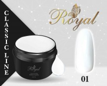 Гель-краска Royal Classic Line 5 ml №01